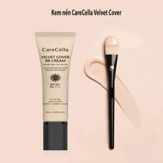Review kem nền CareCella Velvet Cover BB Cream