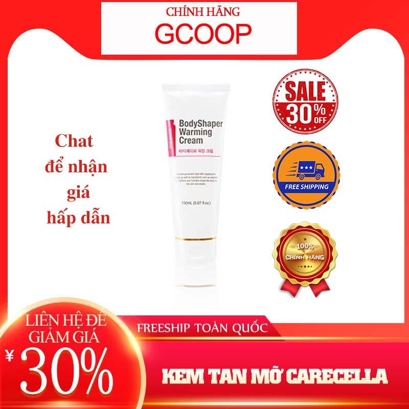 Review Kem đa năng Carecella Bodyshaper Warming Cream