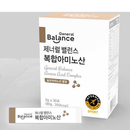 Thực phẩm bổ sung Axit Amin: GENERAL BALANCE AMINO ACID COMPLEX