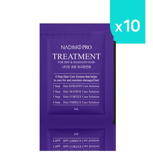 Dầu xả tóc NADIMO Pro Treatment 3mL Mini Pouch