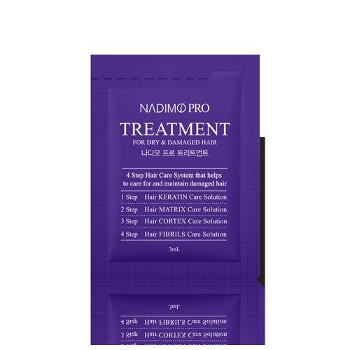 Dầu xả tóc NADIMO Pro Treatment 3mL (1 gói)