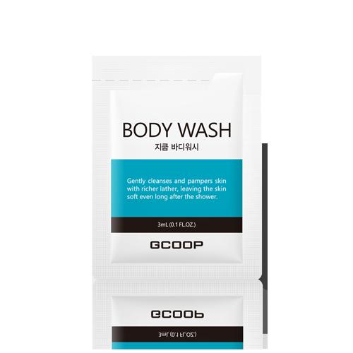 Sữa tắm GCOOP Body Wash 3ml (1 gói)